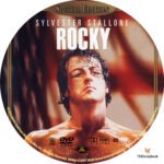 Rocky (1976) R1 Custom Labels