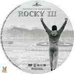 Rocky III (1982) R1 Custom label