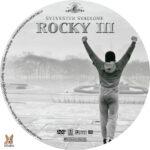 Rocky III (1982) R1 Custom label