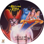 The Return of Jafar (1994) R1 Custom labels