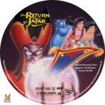 The Return of Jafar (1994) R1 Custom labels