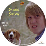 Saving Shiloh (2006) R1 Custom label