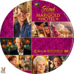 The Second Best Exotic Marigold Hotel (2015) R1 Custom label