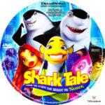 Shark Tale (2004) R1 Custom Label