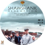 Shawshank Redemption (1994) R1 Custom label