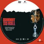 Shoot to Kill (1988) R1 Custom Label