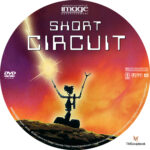 Short Circuit (1986) R1 Custom label