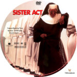 Sister Act (1992) R1 Custom Label