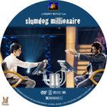 Slumdog Millionaire (2008) R1 Custom label