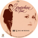 Somewhere in Time (1980) R1 Custom label