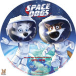 Space Dogs (2010) R1 Custom label