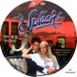 Splash (1984) R1 Custom Label