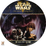 Star Wars V: The Empire Strikes Back (1980) R1 Custom Label