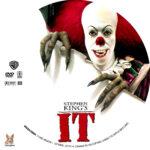 Stephen King's IT (1990) R1 Custom Label