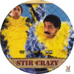 Stir Crazy (1980) R1 Custom Label