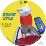 Stuart Little (1999) R1 Custom label