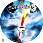 Superman III (1983) R1 Custom Label