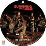 Surviving the Game (1994) R1 Custom Label