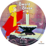 The Sword in the Stone (1963) R1 Custom label