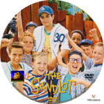The Sandlot (1993) R1 Custom Label