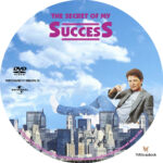 The Secret of My Success (1987) R1 Custom Label