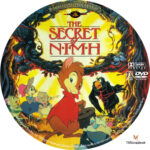 The Secret of Nimh (1982) R1 Custom Label