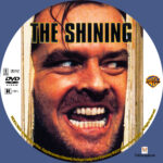 The Shining (1980) R1 Custom Label