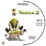 Shrek 2 (2004) R1 Custom Labels