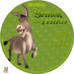 Shrek the Third (2007) R1 Custom Labels