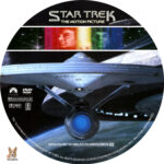 Star Trek: The Motion Picture (1979) R1 Custom Labels