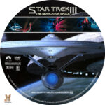 Star Trek III: The Search for Spock (1984) R1 Custom Labels