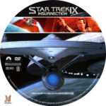 Star Trek IX: Insurrection (1998) R1 Custom labels