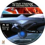 Star Trek IX: Insurrection (1998) R1 Custom labels