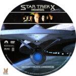 Star Trek X: Nemesis (2002) R1 Custom labels