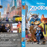 Zootopia (2016) R1 Custom Covers & labels