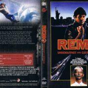 Remo – Unbewaffnet und gefährlich (1985) R2 German Cover & label