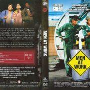 Men at Work (1990) R2 German Cover