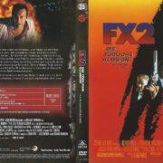 F/X2 – Die tödliche Illusion (1991) R2 German Cover & label