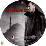 Taken 2 (2012) R1 Custom labels