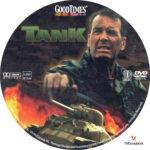 Tank (1984) R1 Custom Label