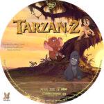 Tarzan 2 (2005) R1 Custom labels