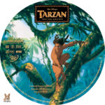 Tarzan (1999) R1 Custom Labels
