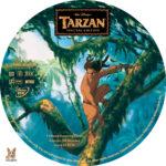 Tarzan (1999) R1 Custom Labels