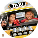 Taxi (2004) R1 Custom Label
