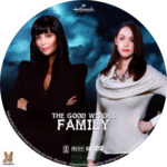 The Good Witch's Family (2011) R1 Custom label