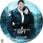 The Good Witch's Gift (2010) R1 Custom label