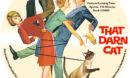 That Darn Cat (1965) R1 Custom label