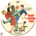That Darn Cat (1965) R1 Custom label