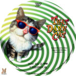 That Darn Cat (1997) R1 Custom label