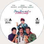 Three Men and a Little Lady (1990) R1 Custom Label